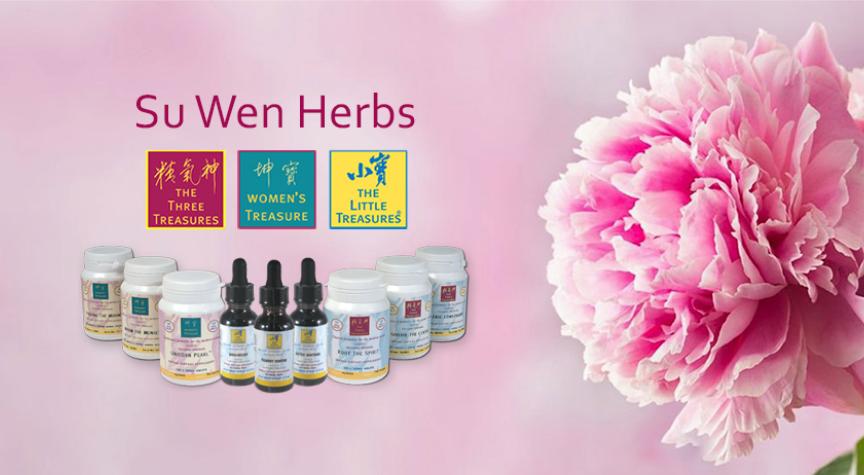 Relaunch of Su Wen Herbs Founded by Giovanni Maciocia