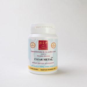 Clear Metal
