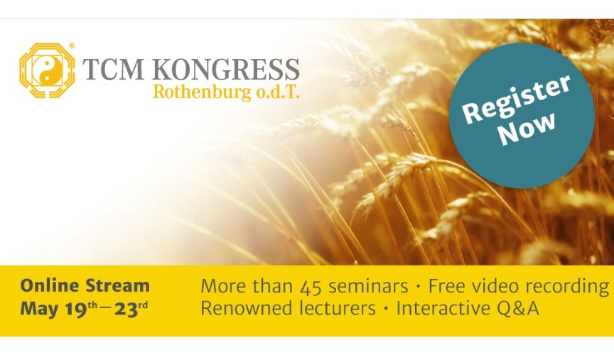 Su Wen Herbs Proud to be Sponsoring TCM Kongress, Rothenburg