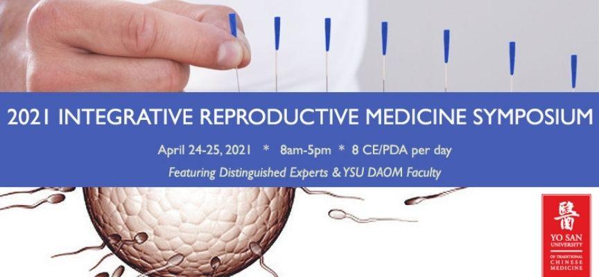 Su Wen Herbs Sponsors Yo San University Integrative Reproductive Medicine Symposium