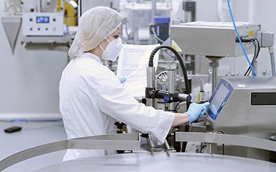 Supplements Production