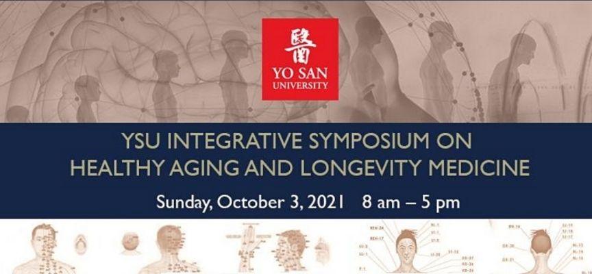 Su Wen Herbs Sponsors YSU Integrative Symposium on Healthy Aging and Longevity Medicine